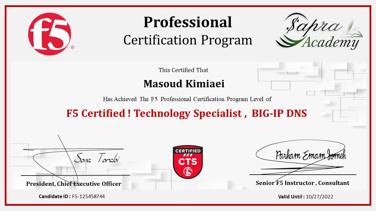 F5 BIG-IP